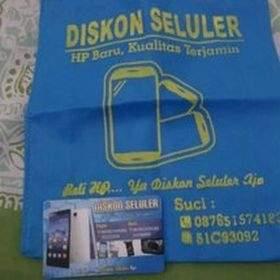 Diskon Seluler (Tokopedia)