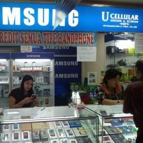 U Cellular - ITC Cempaka Mas