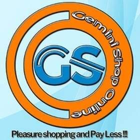 Gemini Shop Online (Tokopedia)