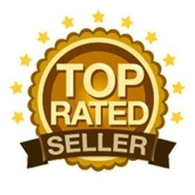 Top Rated Seller (Tokopedia)