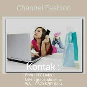 Channel-Fashion (Tokopedia)