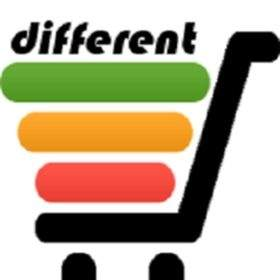 different Online Shop (Tokopedia)