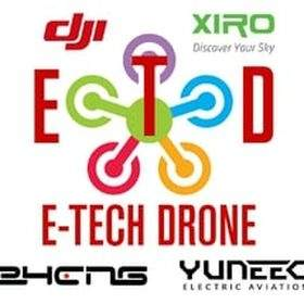 E-TECH DRONE (Tokopedia)