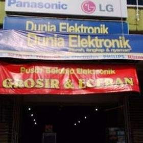 Dunia Elektronik Bogor