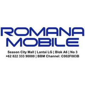 ROMANA MOBILE (Tokopedia)