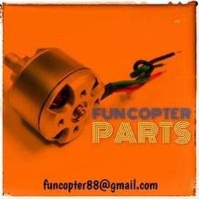Fun Copter Parts (Tokopedia)