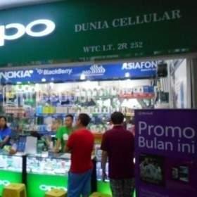 Dunia Cellular - WTC Surabaya