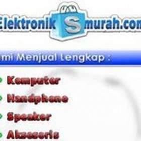 ElektronikSmurah Dot Com (Bukalapak)