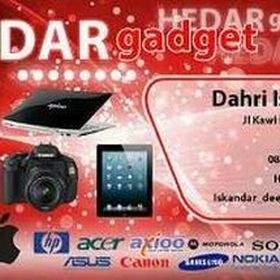 Hedar Gadget (Tokopedia)