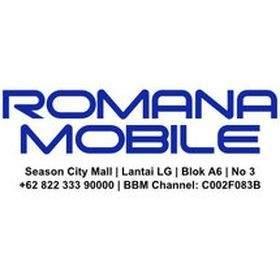 ROMANA MOBILE (Tokopedia)