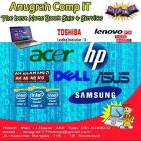 Anugrah Computer IT (Tokopedia)