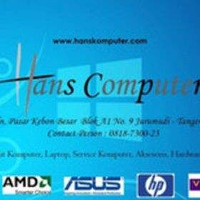 Hans Computer (Tokopedia)