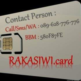 Rakasiwi.Card (Tokopedia)