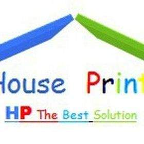 HOUSE PRINT (Tokopedia)