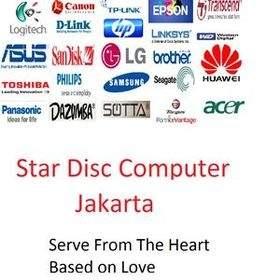 Star Disc Computer (Bukalapak)