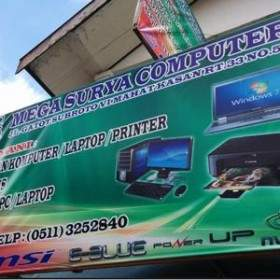 Mega Suryacomputer (Bukalapak)