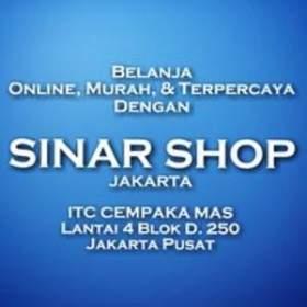 SINAR SHOP ITC CEMPAKA (Bukalapak)