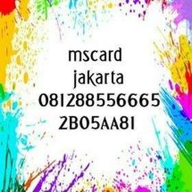 mscard (Tokopedia)