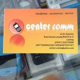 CenterComm (Tokopedia)