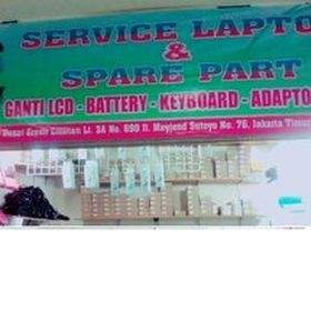 LAPTOP SPAREPART (Tokopedia)