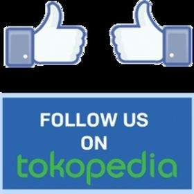 FOLLOW US (Tokopedia)
